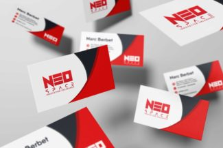 business card and stationery designs